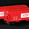 "Alathon-S: Production ""Dupont Alathon Polyethylene Resin"" Hopper car"