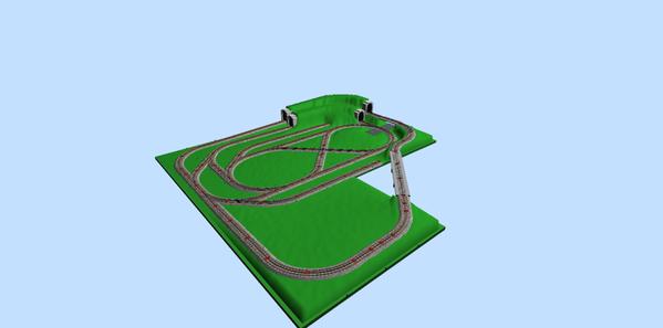 Option 6D_Grades_31_Tunnels_3D