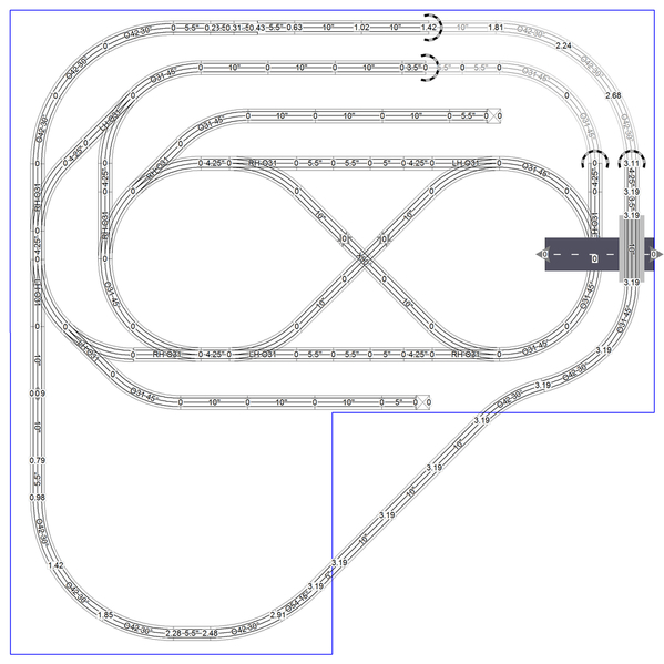 Option 6D_Grades_42_Tunnels_Plan