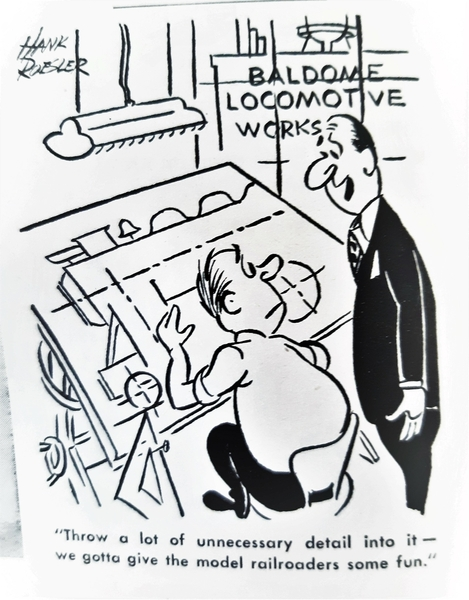 DRGW Cartoon