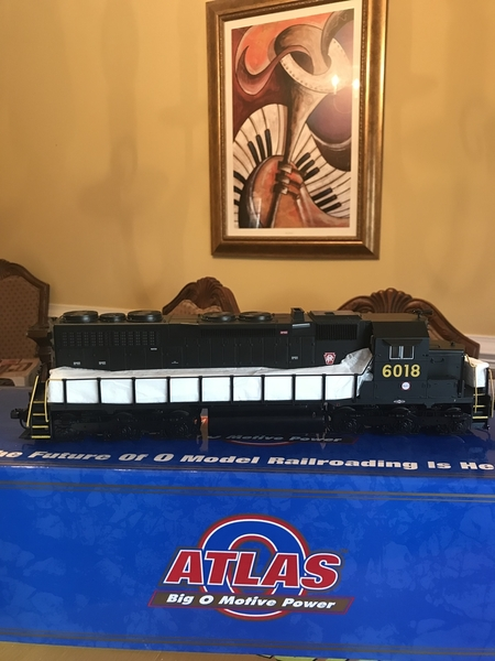 For Sale 2 Rail SD35 #1