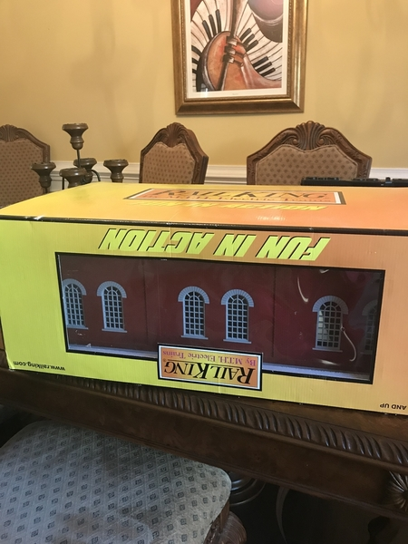 For Sale MTH Engine Facility