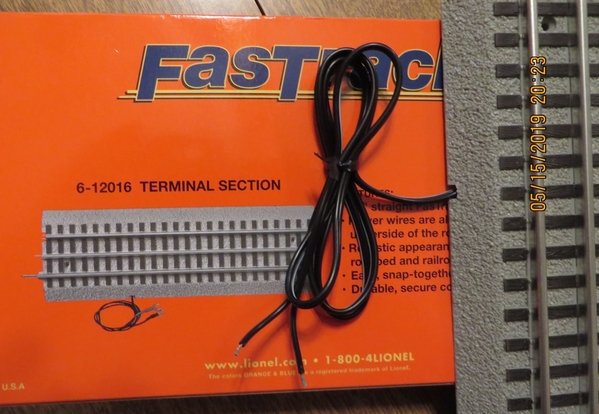 Fastrack 6-12016 no connectors