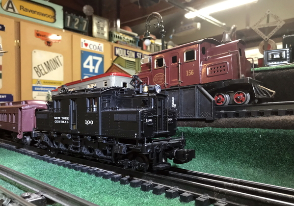 Lionel S1 and Lionel 156 2