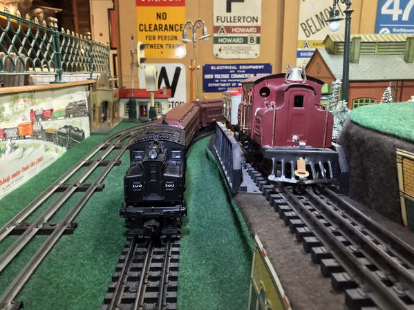 Lionel S1 and Lionel 156 3