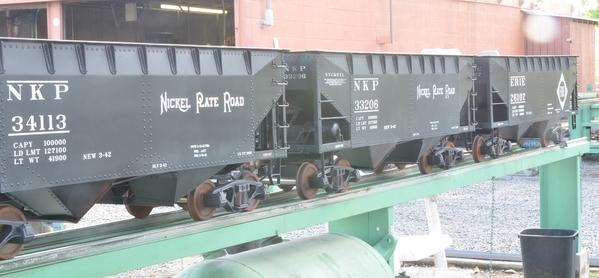 90 ton offser hoppers