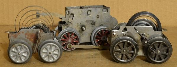 Hummer motor comp