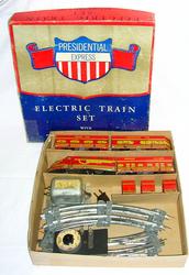 presidential electric set w box