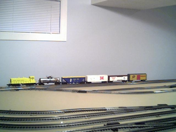 Second Run - First Train - 04