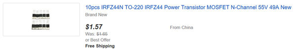 irfz44n ebay