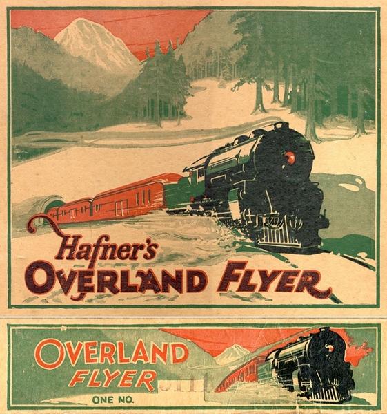 Hafner OverlandFlye