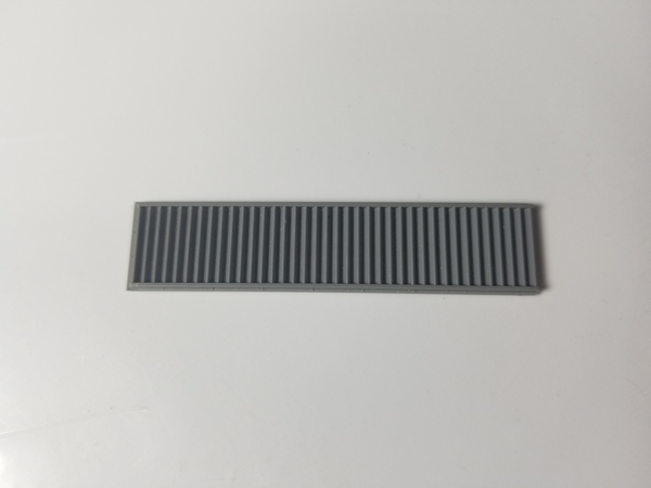 osa gp38-2 radiator screen