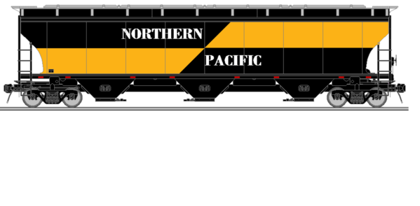 NORTHERN PACIFIC V1