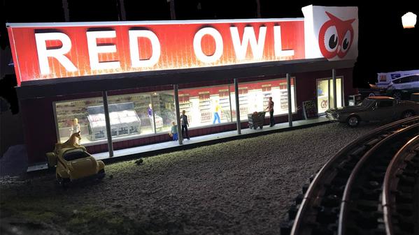 1 MENARDS Red Owl