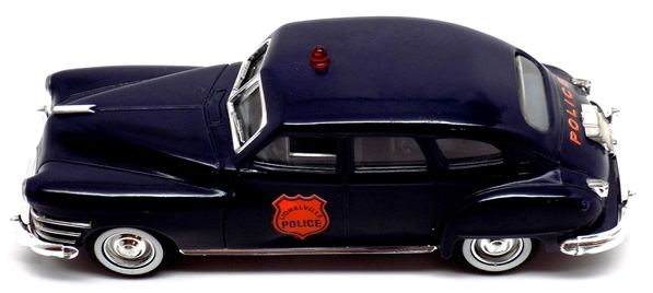 Solido Lionelville Police '48 Chrysler Windsor 9