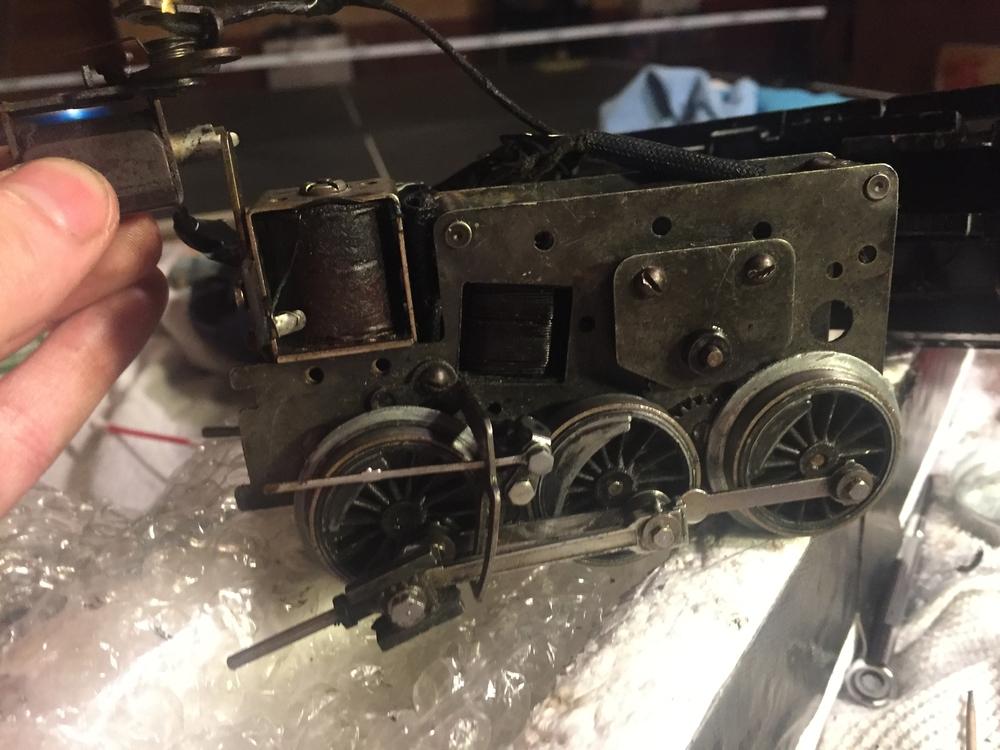 Unit Lionel Diagrams E Wiring Train on