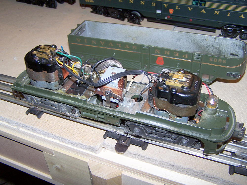 Tell Us Your Experiences With Operating Postwar Lionel