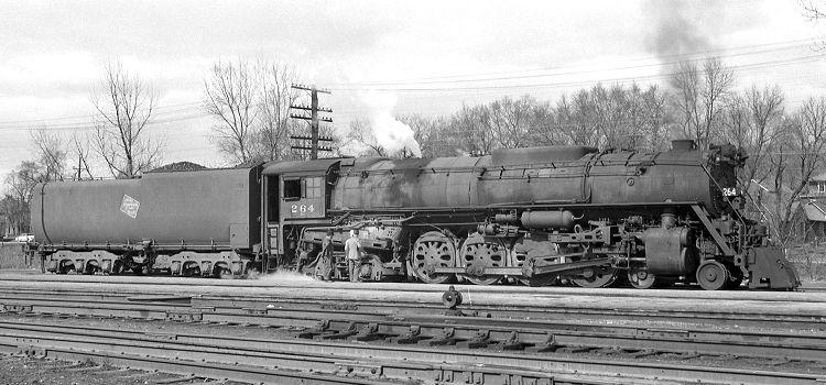 Anybody Have Color Photos Of A Milwaukee Road S 2 Or S 3