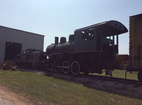 Wabash no. 534 in July 2018.
