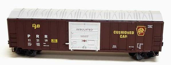 PENNSYLVANIA 50' SINGLE DOOR BOX CAR