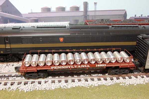 3rd rail Chlorine Car-side