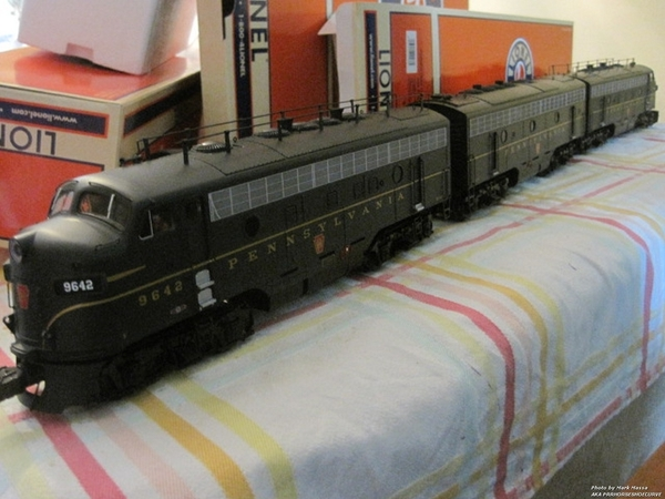Lionel F7-PRR3