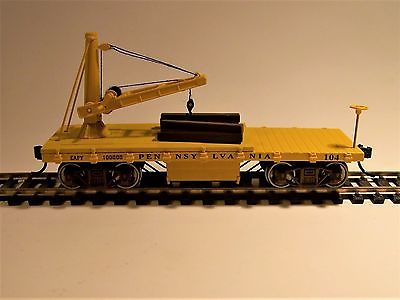 Bachmann-Old-Time-Maintenance-of-Way-Derrick-Car