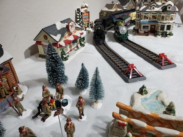 OGR 2-Rail RealTrax XMAS01