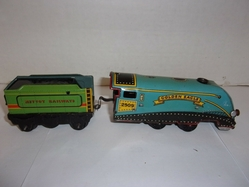 2509 golden eagle w mettoy tender