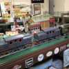 Lionel 42 double headed passenger train