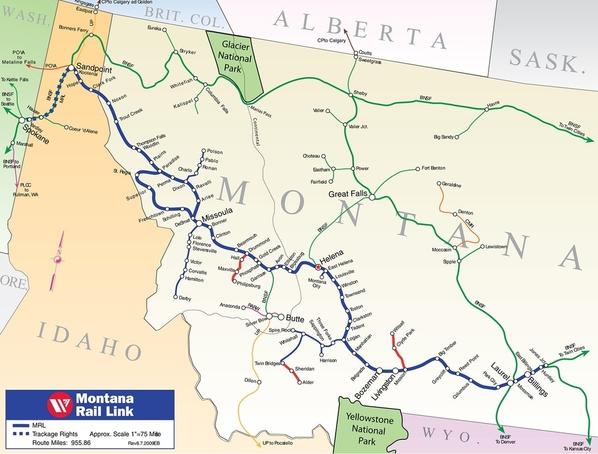 Montana-Rail-Link