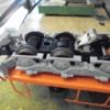 DSC02083: New 3D printed side frames and pilot - test fit