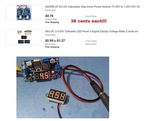 insanely priced dc-dc converter