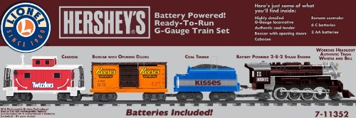 Lionel-Hersheys-Freight-G-Gauge-Train-Set-0-0