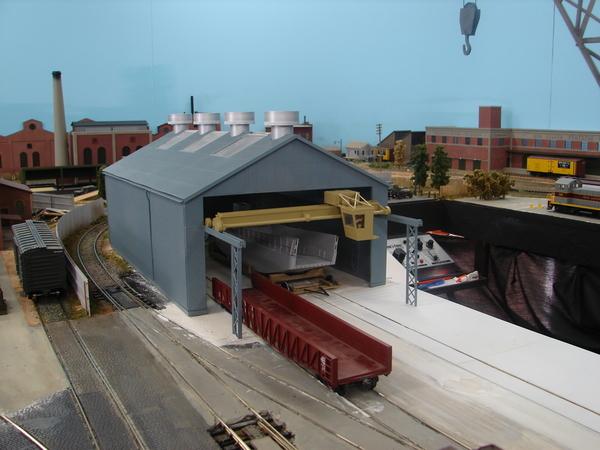 Fabrication Plant 019
