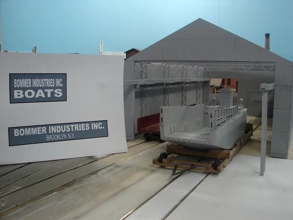 Fabrication Plant 084