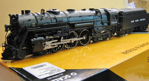 IM00045 K Line K3270-5344W NYC Hudson Scale O engine