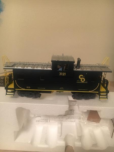 kline caboose 3
