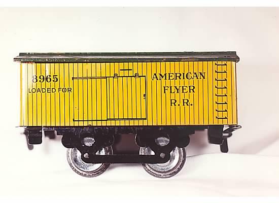 8965 boxcar