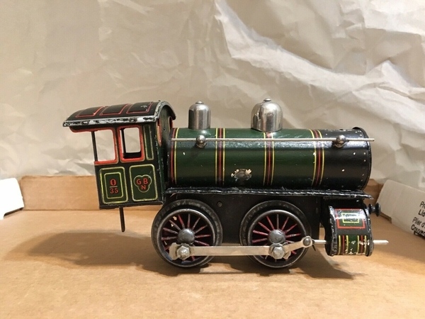 0-35 type loco O-scale