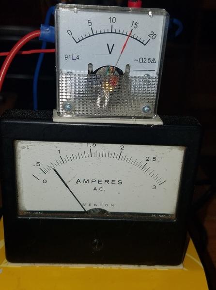 Test Meters on Smoke