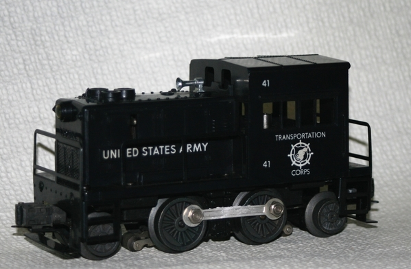 U.S. ARMY GAS TURBINE UNIT No. 41 1