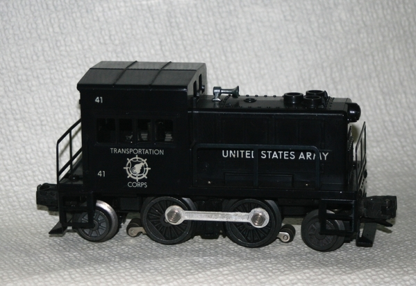 U.S. ARMY GAS TURBINE UNIT No. 41 2