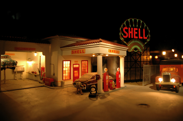 Shell night