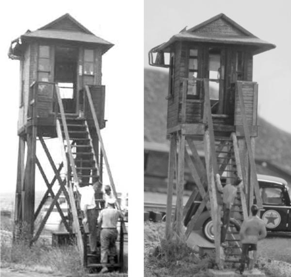 gateman shanty