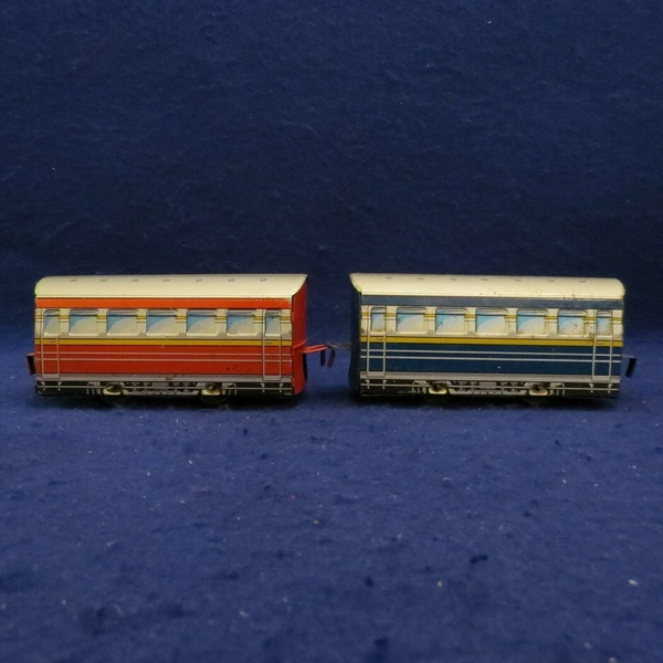 pass coaches from 7 car set