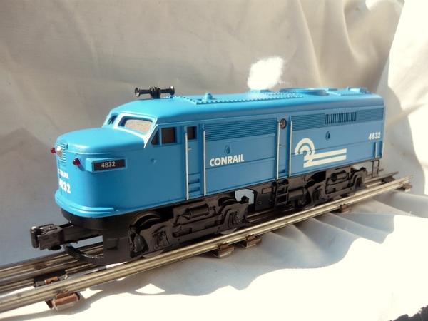 Conrail 4832 Alco FA