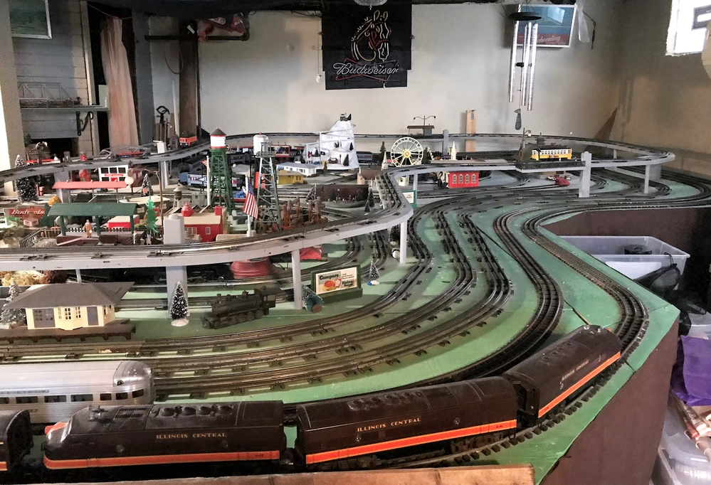 Original layout section