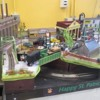 St. Patricks Day Lionel Layout