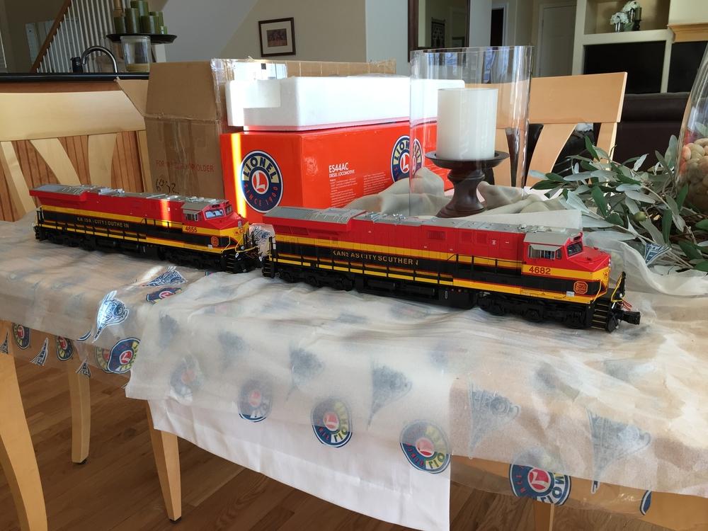 Lionel 6-28351 & 6-28399